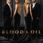 Blood & Oil Poster Featuring Don Johnson And Chace Crawford Surfaces